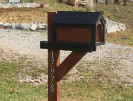 Cool Pallets Mailbox DIY