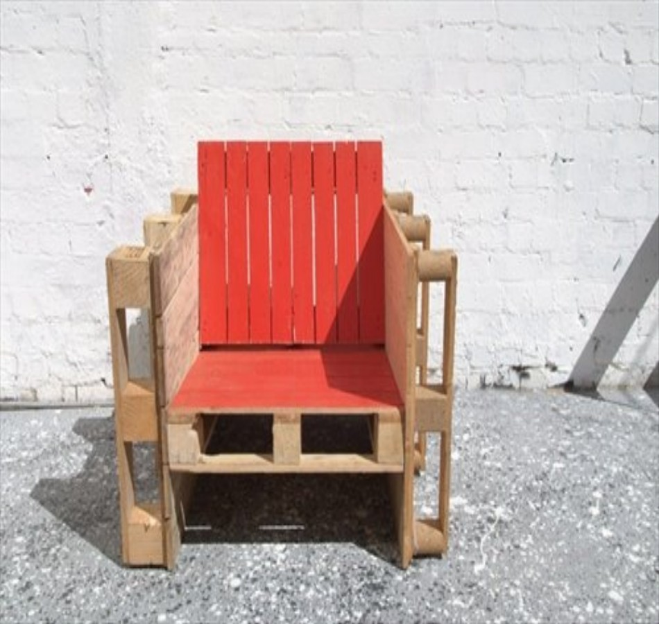 Pallet Kitchen Chairs: Pallet Chairs Ideas And Designs