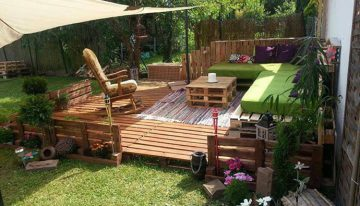 Pallet Ideas Recycled