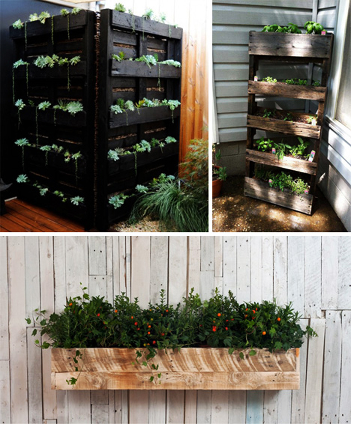 Pallet ideas recycled pallet ideas recycled upcycled for What can you make with recycled pallets