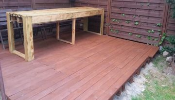 Pallets Bench Plans And Ideas