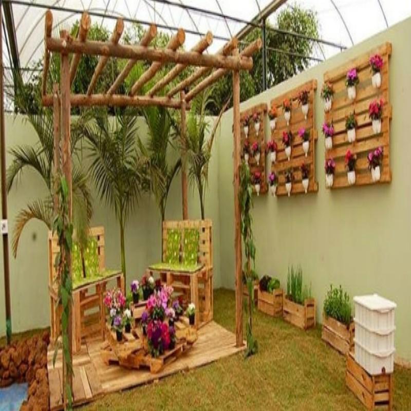 Creative Ideas For Wood Pallets Pallet Ideas