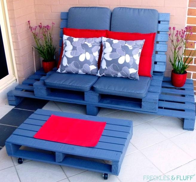 diy lounge furniture. Wonderful Pallets Lounge With Table DIY 5 Diy Furniture