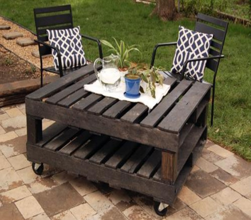 Recycle Pallet: Pallet Recycling Ideas