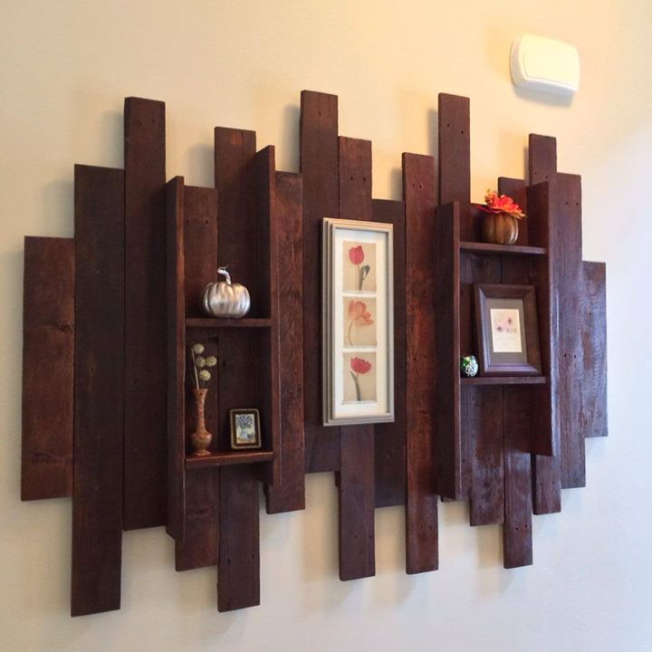 By Pallet Lover on November 26, 2014 Pallets Home Decor