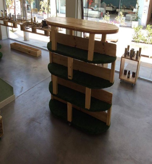 Eco Friendly Pallets Creations   Pallet Ideas