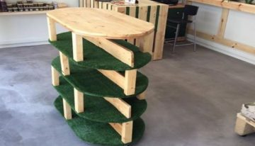 Eco Friendly Pallets Creations