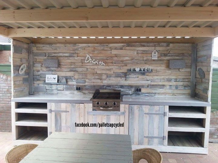 Best Material For Outdoor Kitchen Cabinets