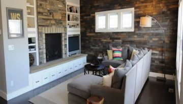 Decorate Your Walls with Pallets Beauty