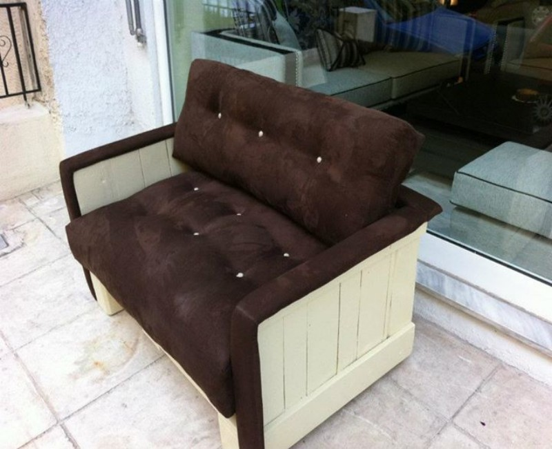 Pallets Made Couches