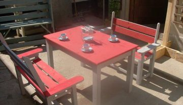 Pallets Restaurant Furniture