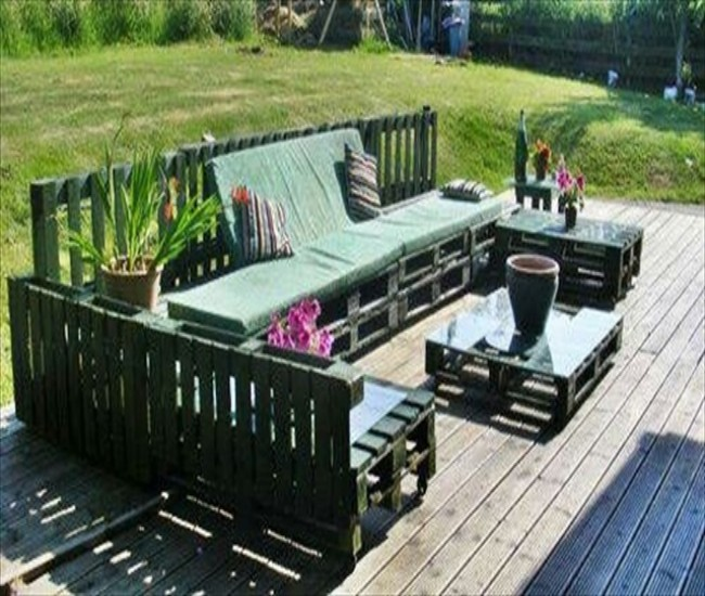 outdoor furniture out of pallet wood outdoor furniture out of pallets wood