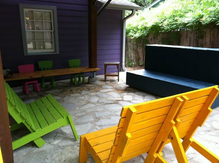 Upcycled Pallets Wood Couches Pallet Ideas