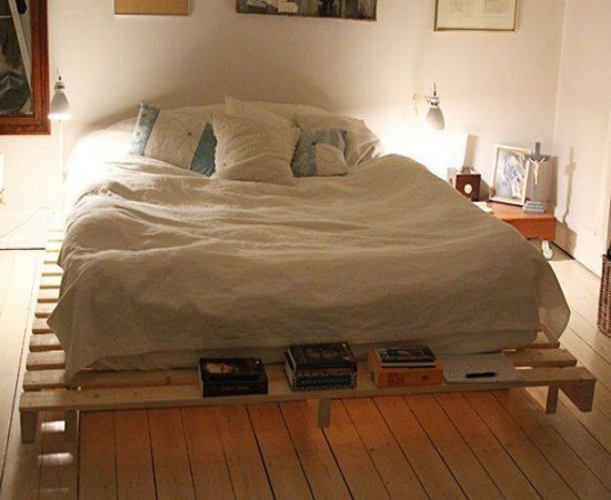 How Inspiring These Pallets Beds | Pallet Ideas