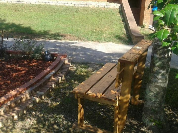 Pallets Benches