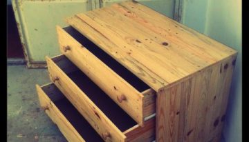 Pallets Made Comoda For Multipurpose