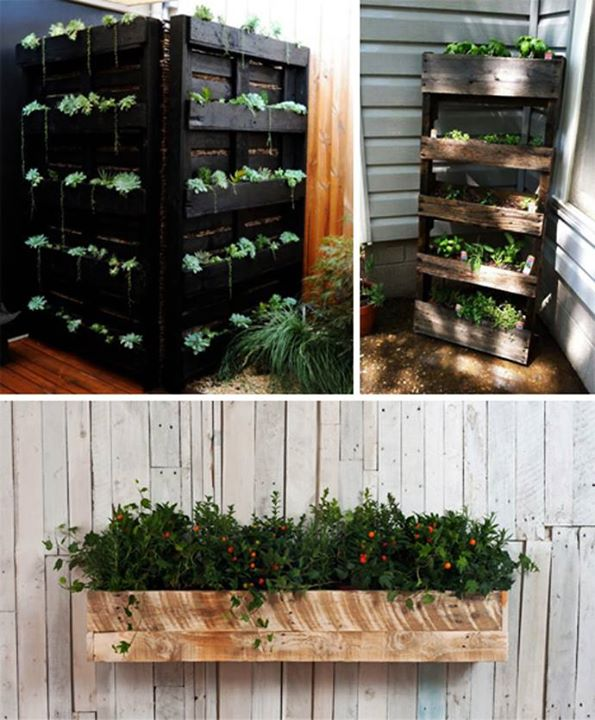 40 Ecofriendly Diy Pallet Ideas For Home Decor More: Beautify Your Garden With Wood Pallets