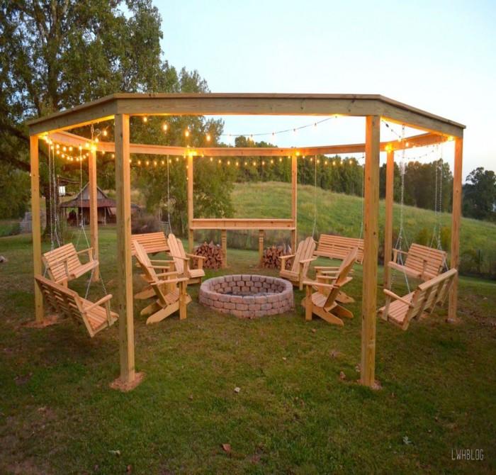 Inspiring Outdoor Pallets Units | Pallet Ideas