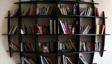 Pallets Hanging Bookshelf Ideas