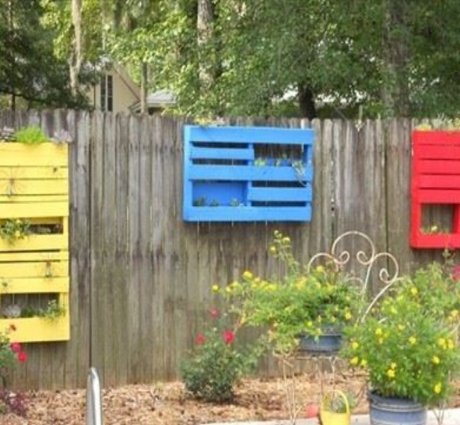 40 Ecofriendly Diy Pallet Ideas For Home Decor More: Add Some Pallets To Decor Your Garden