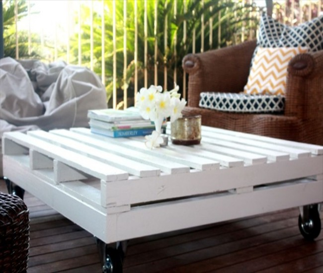 Awesome Wood Pallets Table Ideas Pallet Ideas