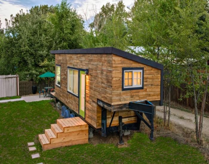 Pallet shelter ideas