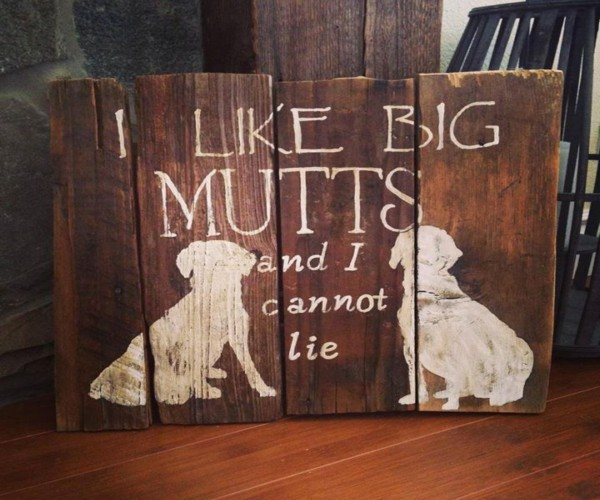 Pallets Made Custom Sign Crafts Pallet Ideas