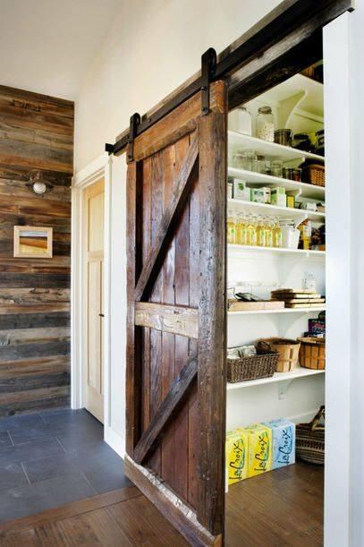 Wood Pallets Doors