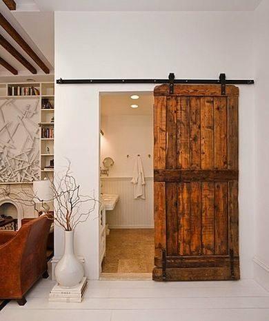 Wooden Pallets Doors
