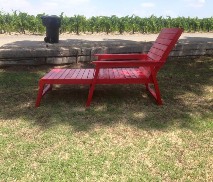 Wondrous Pallets Made Custom Outdoor Chairs Pallet Ideas Gmtry Best Dining Table And Chair Ideas Images Gmtryco