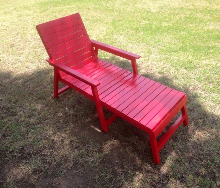 Pallets Made Custom Outdoor Chairs Pallet Ideas: what are chairs made of