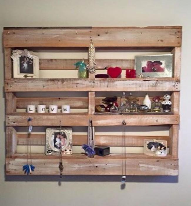 Wooden Pallet Display Pieces Pallet Ideas