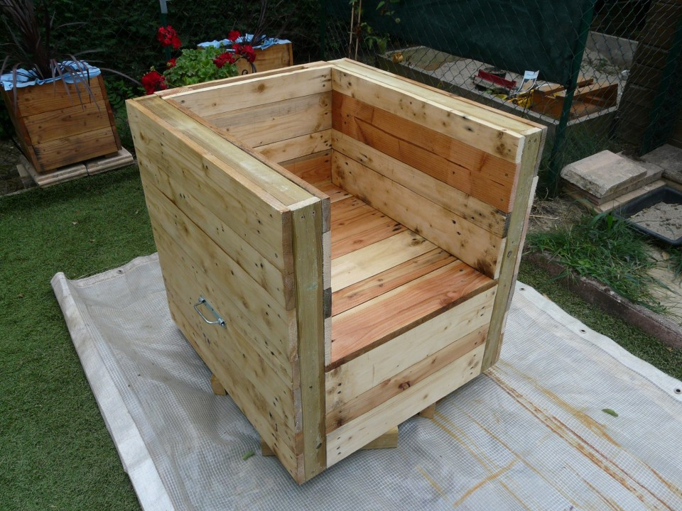 palettes en meubles pallet ideas recycled upcycled pallets furniture projects
