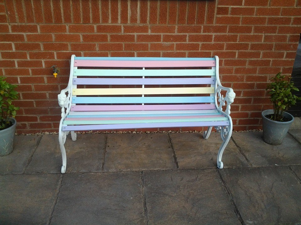Cute set of pallets garden furniture with shed pallet - Garden bench out of pallets ...