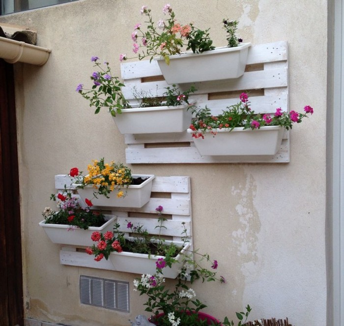 Pallet Decor Ideas: Wall Decor Ideas With Pallets Wood