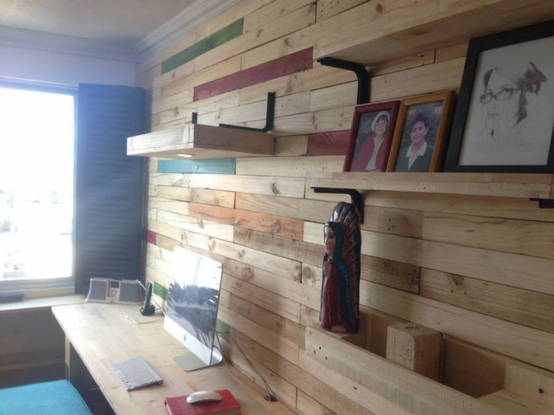 Pallets Recycled Furniture And Wall Decor Pallet Ideas