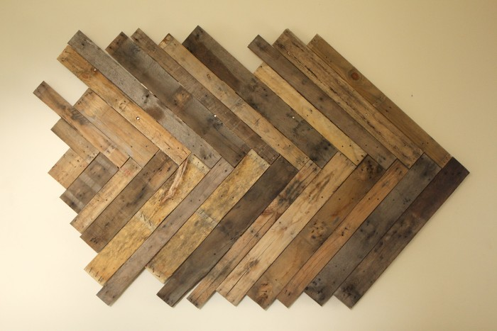 Wall Decor Ideas With Pallets Wood Pallet