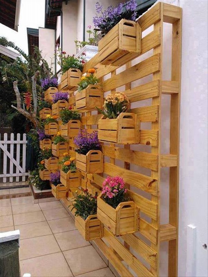 Creative Ways To Use Pallets Wood Pallet Ideas