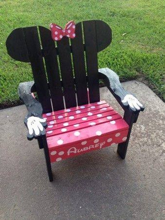 Cute pallet projects for kids pallet ideas recycled for Garden chair designs