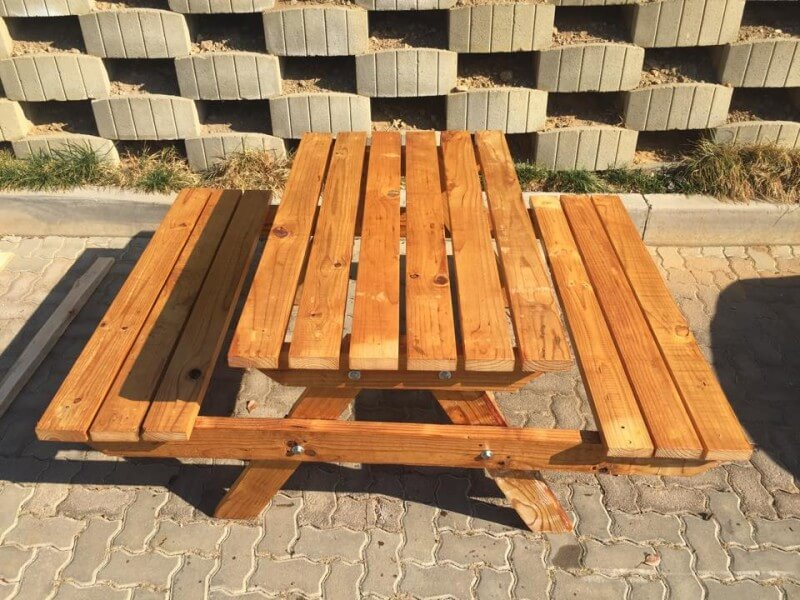 Unique Recycled Pallet Bench Pallet Ideas