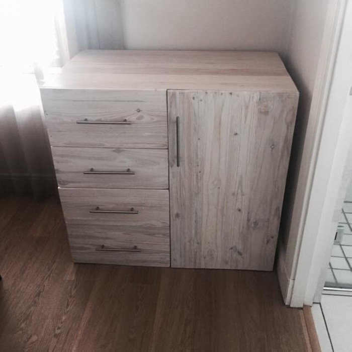 Storage Box Out Of Pallet Wood Pallet Ideas