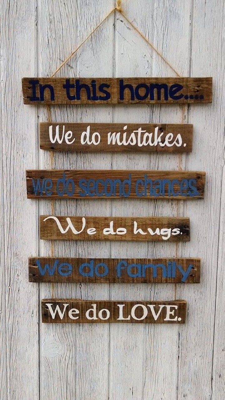 pallet sign board ideas pallet ideas recycled
