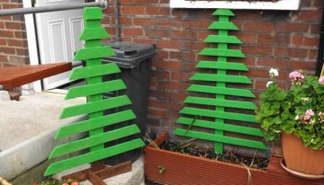 Pallet Christmas Tree / Snowman / Snowflake