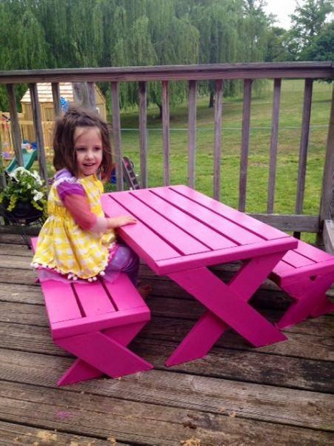 Pallet Projects For Kids Pallet Ideas