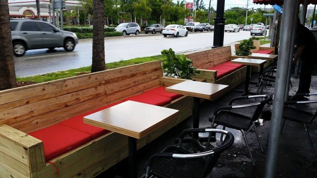 Patio Furniture | Pallet Ideas: Recycled / Upcycled Pallets ...