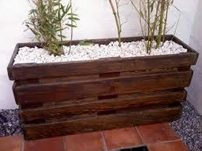 Wood Pallet Garden Planters Ideas Recycled Upcycled