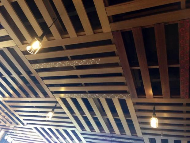 Pallet Ceiling Ideas | Pallet Ideas