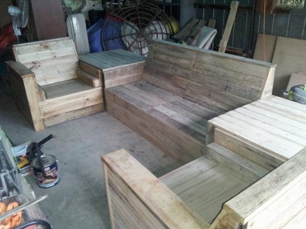 diy pallet furniture plan pallet ideas recycled