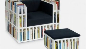 Pallet Chairs for Book Lovers