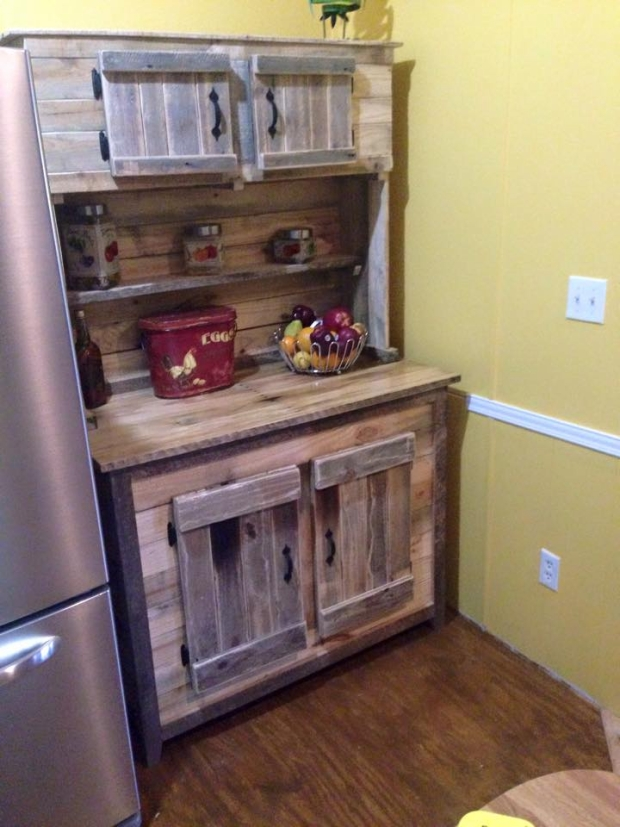 Pallet kitchen projects images for Kitchen ideas using pallets